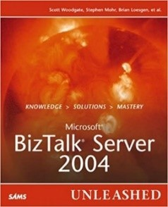 BizTalk Server 2004 book