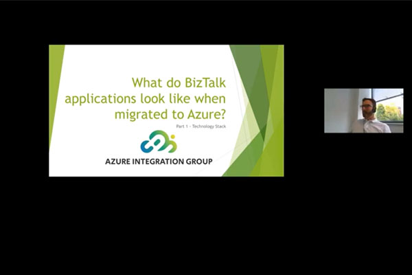 NEW Webinar: What do BizTalk applications look like when migrated to Azure?