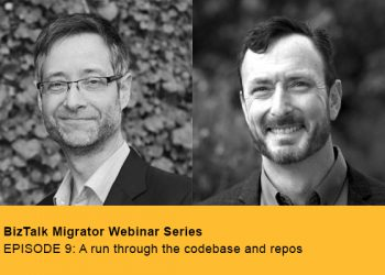 EPISODE 9: BizTalk Migrator is released!  A run through the codebase and repos